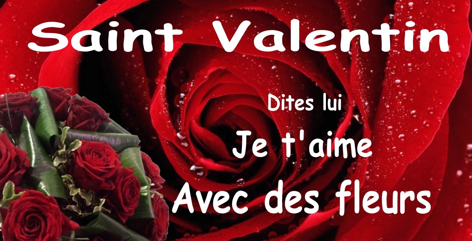 Saint Valentin 2019 Fleuriste A Beauvais